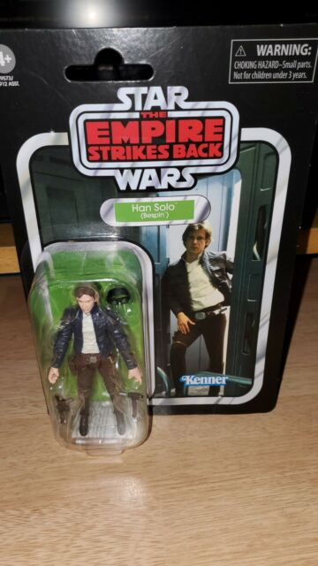 Star Wars The Vintage Collection 2011 Han Solo Bespin VC50