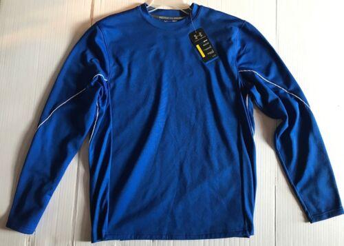 Under Armour UA Team ColdGear Men/'s Gamer Fleece Pullover Top 1237109 Long Sleev