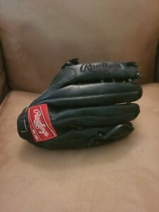 Rawlings-PRO601JB-Heart-Of-The-hide-HOH-Black-On-Black-12-75-034-Outfield-Glove-LHT