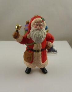 Hallmark-Merry-Olde-Santa-1993-Christmas-ornament-xmas