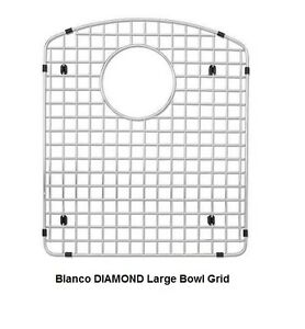 BLANCO-220998-Stainless-Steel-Sink-Grid-for-BLANCO-DIAMOND-1-3-4-Large ...