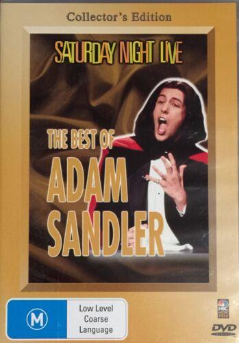 1 of 1 - Saturday Night Live - Best Of Adam Sandler (DVD, 2005)   BRAND NEW
