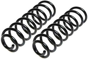 2x-NF-Rear-Suspension-Coil-Spring-for-Mercedes-A-Class-1997-2004-22483731-NEW