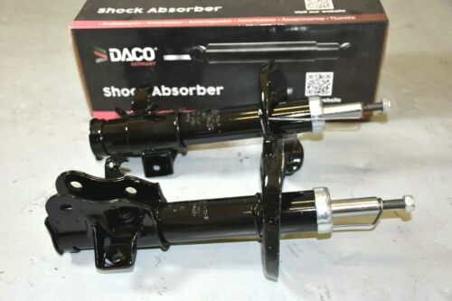 DACO GERMANY FRONT SHOCK ABSORBER HONDA CIVIC VIII MK8 PAIR SET