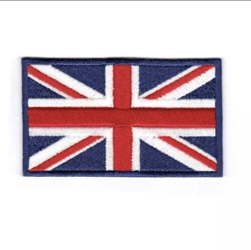 ✅ ✅ United Kingdom UK Great Britain England Iron Patch 9x5cm