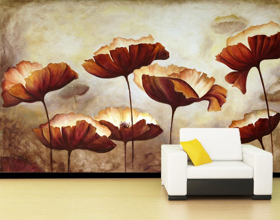 3D Lotus Malerei 736 Tapete Tapeten Mauer Foto Familie Tapete Wandgemälde DE