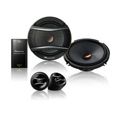 "Pioneer TS-A1606C 6-1/2"" 2-Way Component 6.5"" Car Speakers System TSA1606C"