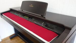 GEPRUFTES-Yamaha-Clavinova-CVP-Digitalpiano-E-Piano-Klavier-Bank-amp-Kopfhoerer