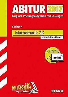Abiturprüfung Sachsen - Mathematik GK | Buch | Zustand sehr gut