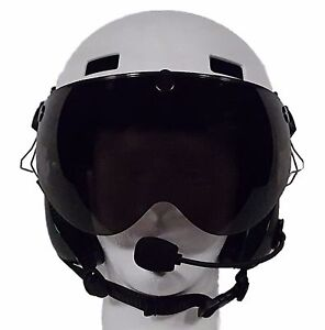 Paramotor-Helmet-SENA-Bluetooth-communication-Equiped-PPG-Powered-Paramotor