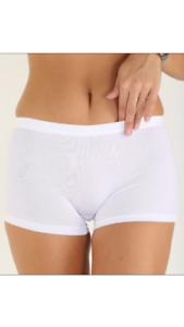 Short-Baumwolle-MODAL-1100 Damen Boxershort Unterhose 5er Pack Panty