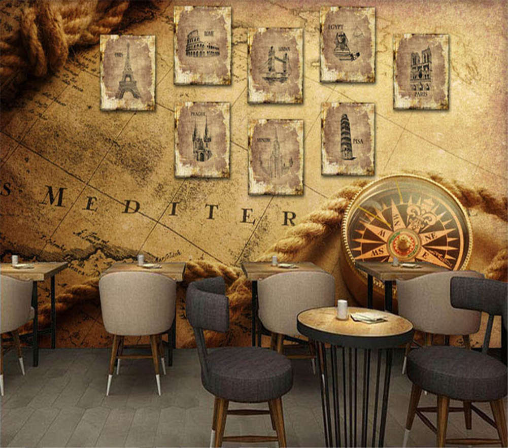 Mystery Of The Tower 3D Full Wall Mural Photo Wallpaper Printing Home Kids Decor