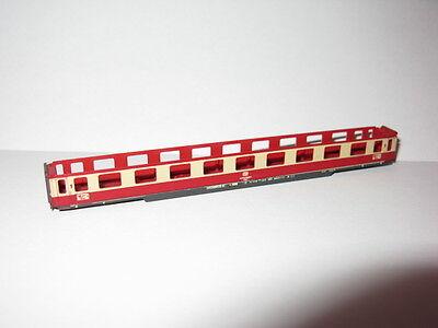 Märklin 8724 Chassis Tè Compartimento Auto 1. Classe Delle Db Traccia Z-mostra Il Titolo Originale Vendita Calda Di Prodotti