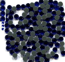 Rhinestones SAPPHIRE  2mm 6ss Hot Fix 144 Pc  1 gross