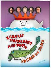 Kabaret Moralnego Niepokoju - Pogoda Na Suma  (DVD) 2013  POLISH POLSKI