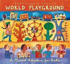 World Playground: A Musical Adventure for Kids by Various Artists (CD, Aug-1999, Putumayo)