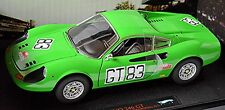 Ferrari Dino 246 GT 1000km of Nürburgring 1971 #GT 83 grün green 1:18 Elite-HotW