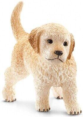 Schleich 16342 golden retriever cachorro nuevo