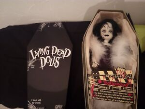 Living Dead Dolls Série 5 Hollywood N & B Complet