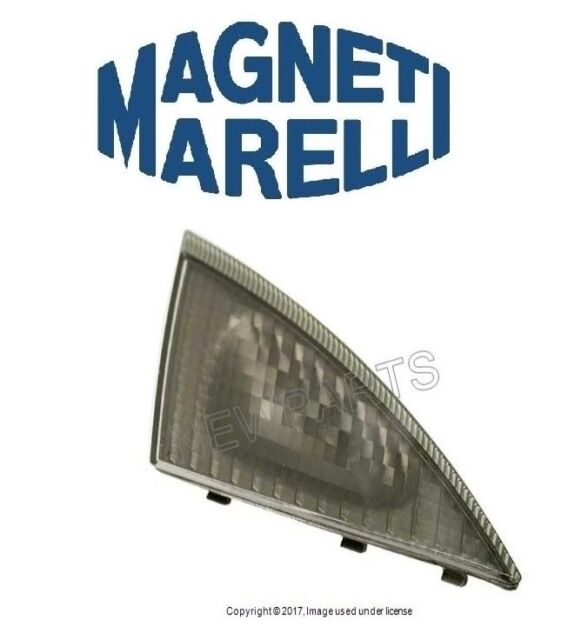 For Porsche 911 Boxster Passenger Right Headlight Corner Trim OEM Marelli