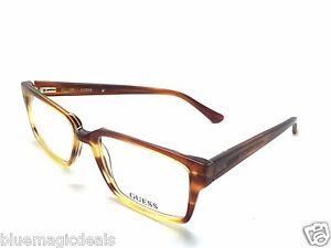 Guess-Womens-Eyeglasses-Amber-Brown-Gold-gu1756-amb-53-Frame-2563