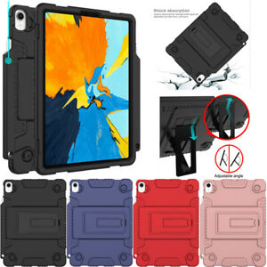For-Apple-iPad-Pro-11-inch-2018-Tough-Rubber-Heavy-Shockproof-Hard-Case-Cover