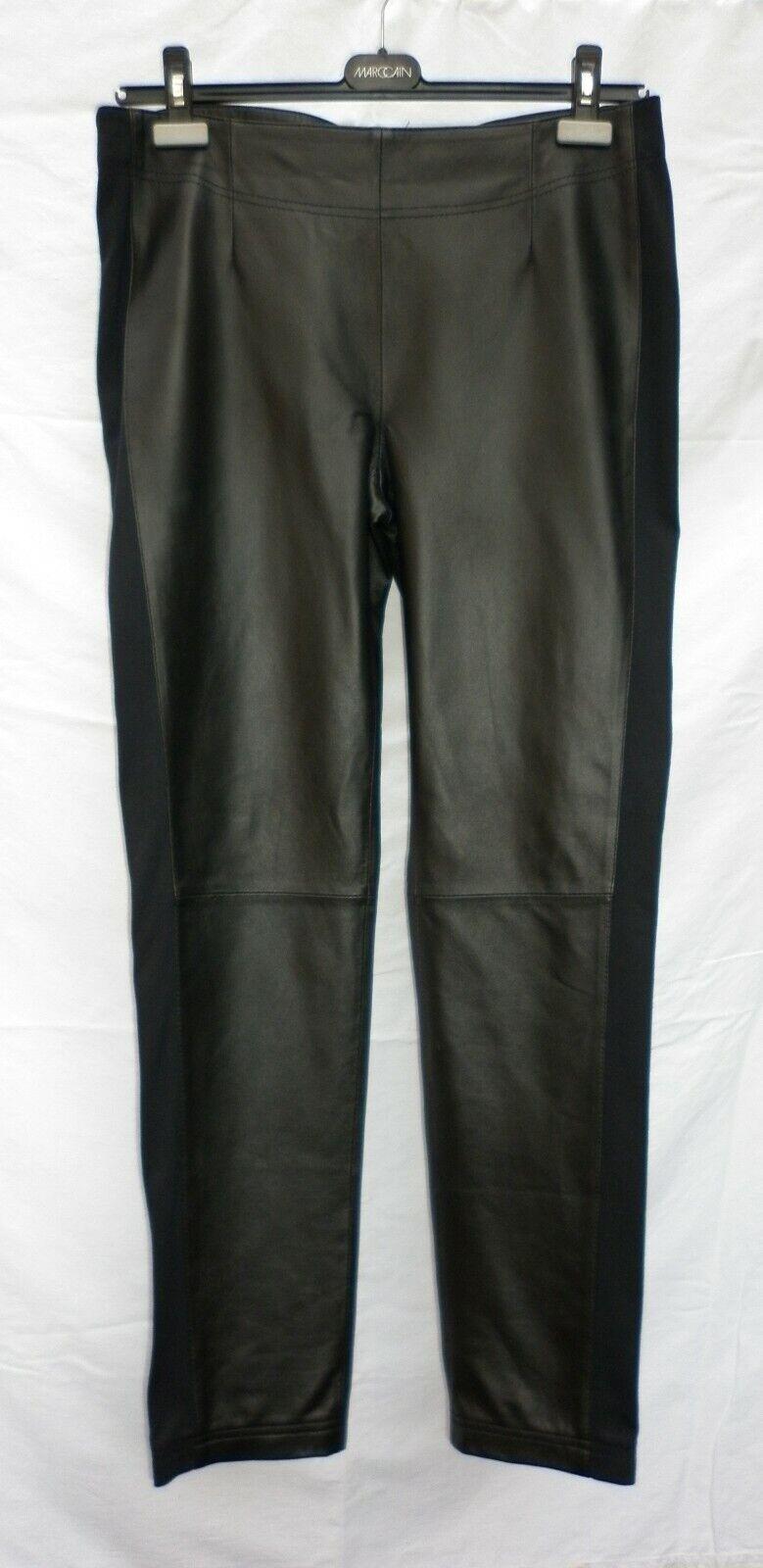 c3d4e1b188b40f Lederhose schwarz schwarz schwarz RICK CARDONA HEINE Leder Hose  Lederleggings HINGUCKER 1a0b2e