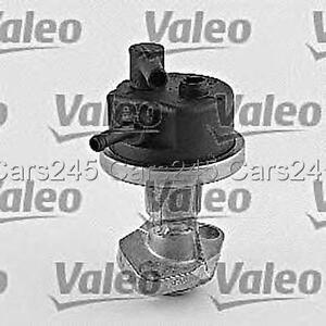 bmw 3 5 e12 e21 valeo mechanical fuel pump gas 1 6 2 0l 1972 1981 ebay rh ebay com Electric Fuel Pump Fuel Pump Handle