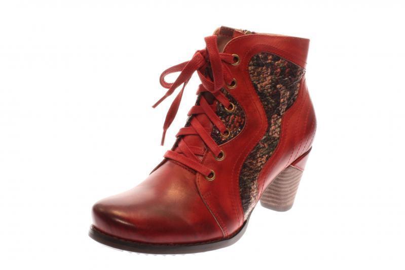Manitu señora botín burdeos (rojo) 961894-41