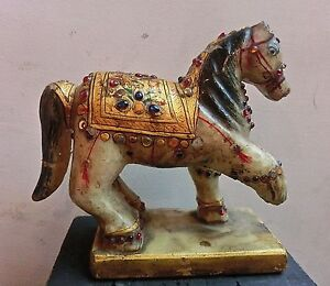 Cheval Horse Marbre Inde India Qxz01jvb-07220326-448412957