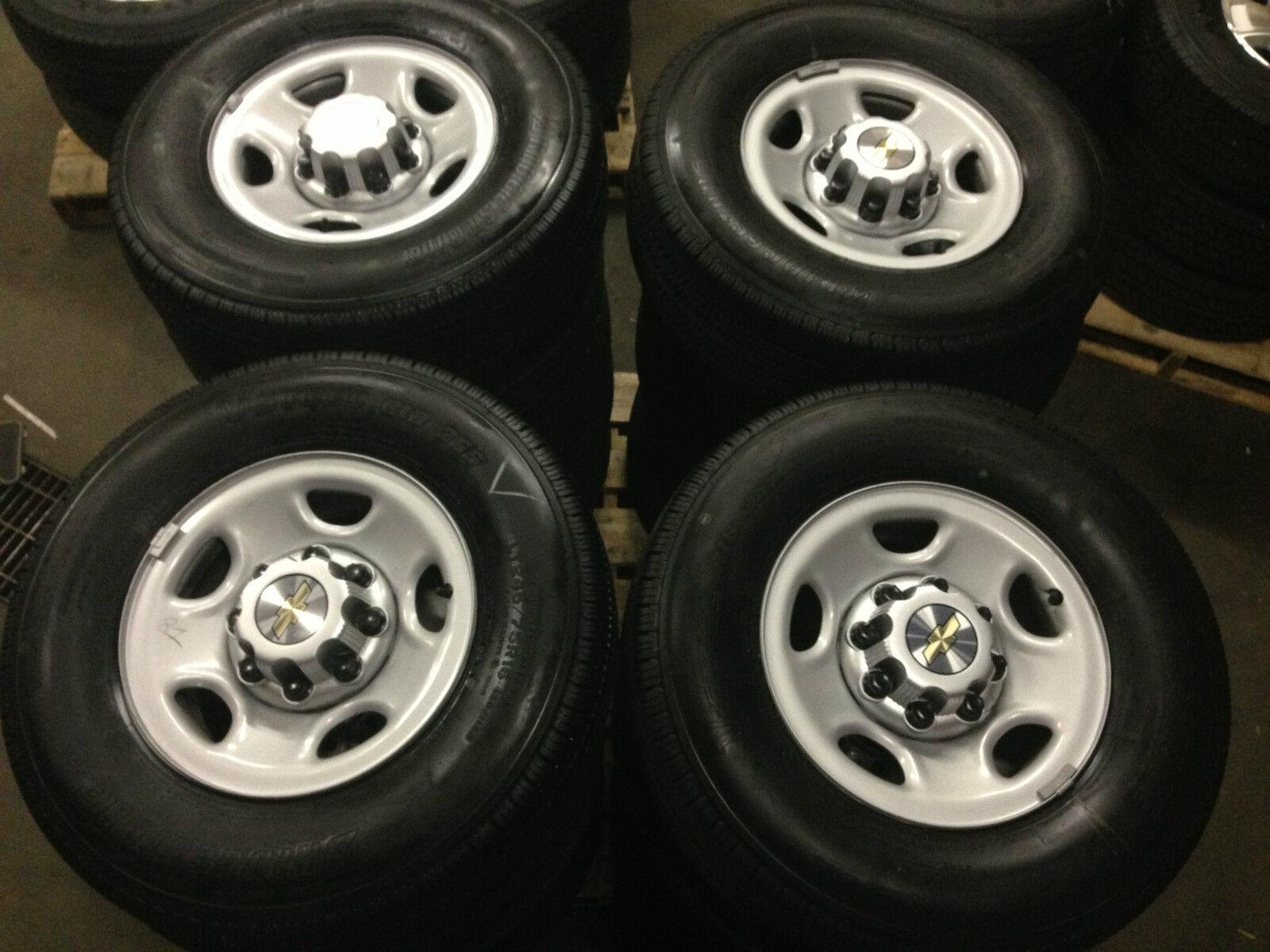 2017 Chevrolet Express 2500 Work Van >> 2016 8 LUG 2500 3500 CHEVY CARGO WORK EXPRESS BOX VAN ...