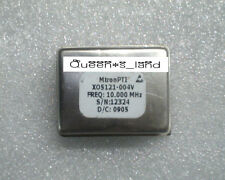 1 Mtronpti Xo5121 004v 10mhz Ocxo Crystal Oscillator