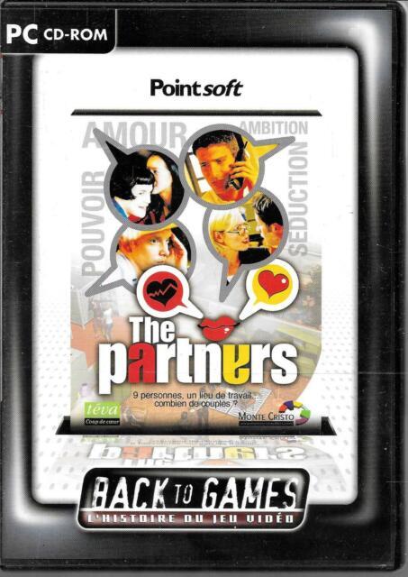 JEU VIDEO POUR PC--THE PARTNERS