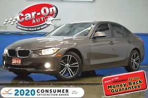 2013 BMW 3 Series I xDrive Premium LEATHER SUNROOF HTD SEATS LOADED