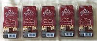 30 Glade Wax Melts Red Apple Bakery 5 Packs 6 Squares In Each Pack Fall Autumn