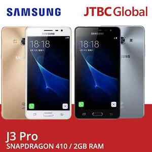 "New Samsung J3 Pro J3110 5"" 2GB 16GB 8MP 1.2Ghz (Factory Unlocked) Phone"