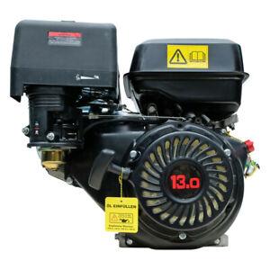 13 PS Benzinmotor für Hochdruckreiniger Standmotor Kartmotor Industriemotor Neu