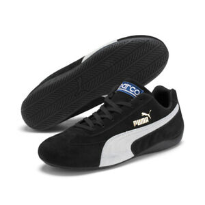 Puma Speedcat OG Sparco Lifestyle Trainers Running Shoes Black  33984401 Sz4-12