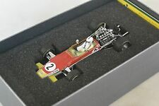 QUARTZO 27806 - LOTUS 49B N°2 GRAND PRIX F1 Monaco 1969 Attwood 1/43