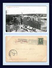 ILLINOIS ROCKFORD NORTH MAIN ST 1905 TO MISS HORTENSE EDDIE, WINNEBAGO, ILLINOIS