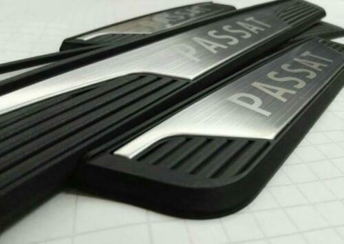For Passat B7 2011-2015 Stainless Scuff Car Door Sills Guard Pedal Protector