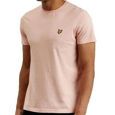 New Lyle And Scott Vintage Mens Crew Neck T-Shirt All Sizes