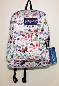 Image is loading JanSport-SuperBreak-School-Laptop-Backpack-Book-Bag-Multi- c0f15e9fffe5f