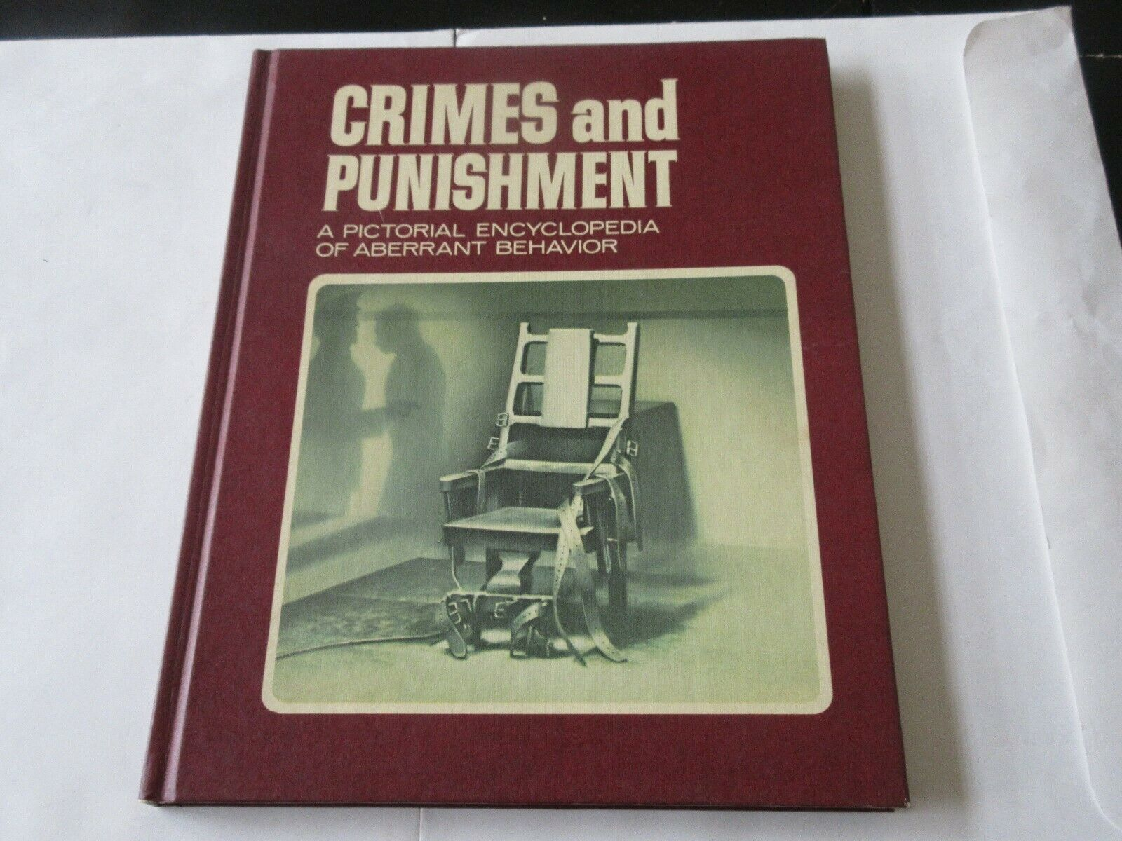 Crimes & Punishment , Volume 1 , 1973 , Hard Cover
