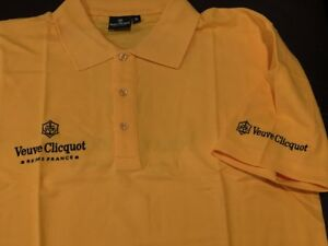 Veuve Clicquot Signature Shirt from Polo Classic *AWESOME* SIZE: X-LARGE (MENS)