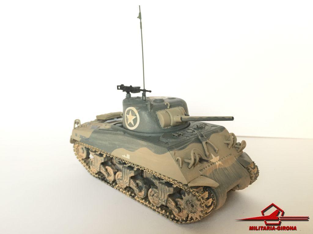 CORGI CC51006,M4A3 SHERMAN TANK US ARMY 2nd.ARMGoldt DIVISION Sizilien,1943 1 50