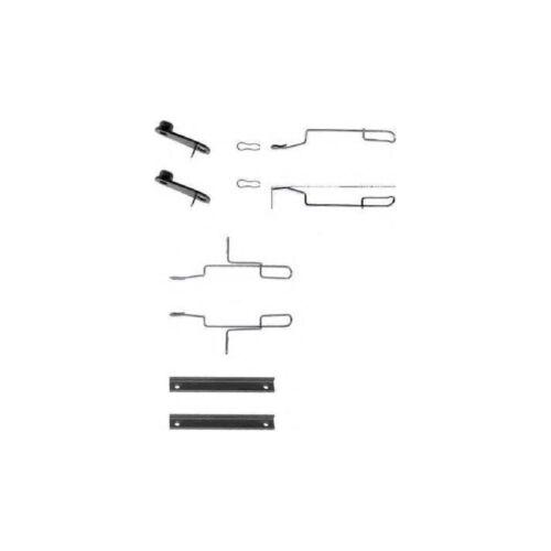 Fits Citroen BX 19 GTI 16 V Véritable Mintex Plaquettes Frein Avant Kit De Montage
