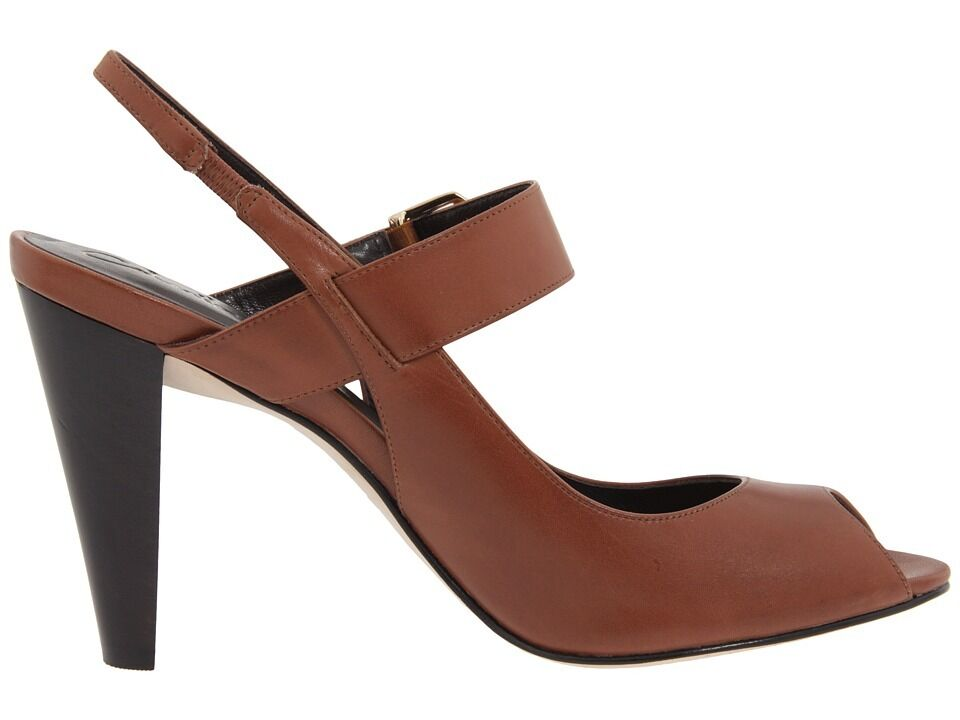 Cole Haan AIR LAINEY Open Toe Buckle Heels Heels Heels Sandals schuhe damen 6 NEW IN BOX 8755e9