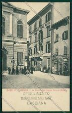 Pisa Casciana Terme cartolina QQ3233