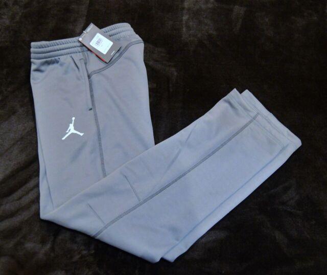 Jordan Big Boys Jumpman Therma-Fit Track Warm Up Pants